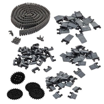 VEX IQ Tank Tread & Intake Kit (Black)