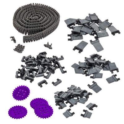 VEX IQ Tank Tread & Intake Kit (Purple)