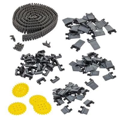 VEX IQ Tank Tread & Intake Kit (Yellow)