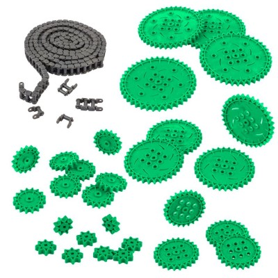 VEX IQ Chain & Sprocket Kit (Green)