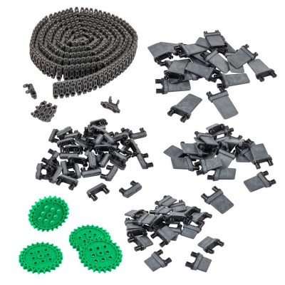 VEX IQ Tank Tread & Intake Kit (Green)