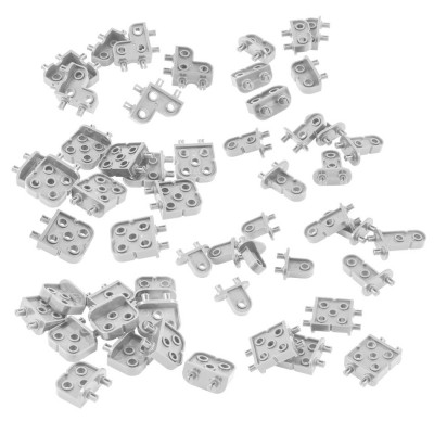 VEX IQ Corner Connector Foundation Add-On Pack (White)