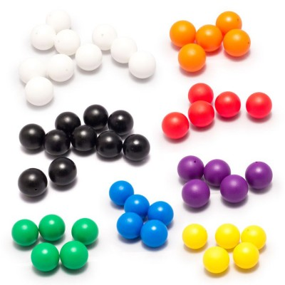 VEX IQ 25mm Ball (50-pack)