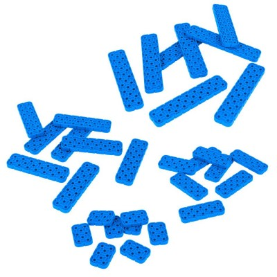 VEX IQ 2x Beam Odd Length Pack (Blue)