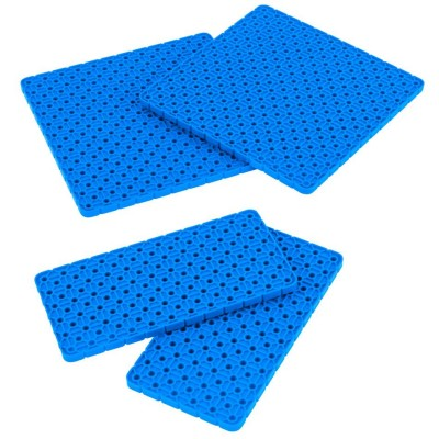 VEX IQ Large Plate Add-On Pack (Blue)