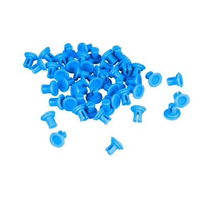 VEX IQ Thin Sheet Attachment Pin (50-pack) (Blue)