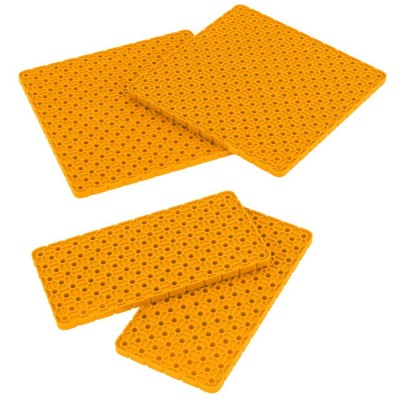 VEX IQ Large Plate Add-On Pack (Orange)
