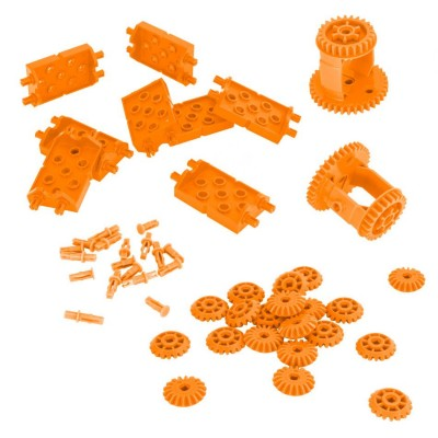 VEX IQ Differential & Bevel Gear Pack (Orange)