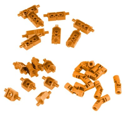 VEX IQ Universal Joint Pack (Orange)