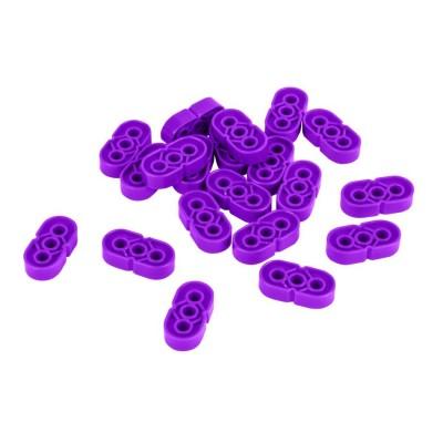 VEX IQ 1x2 Beam (20-pack) (Purple)