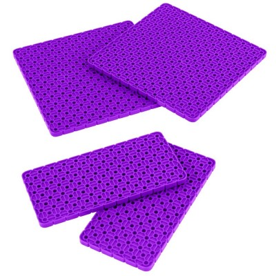 VEX IQ Large Plate Add-On Pack (Purple)