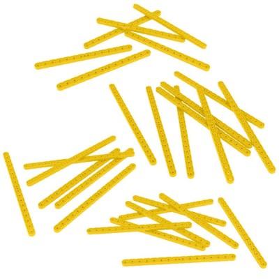 VEX IQ 1x Beam Long Pack (Yellow)