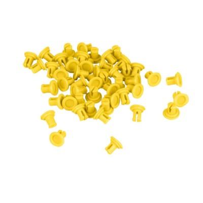 VEX IQ Thin Sheet Attachment Pin (50-pack) (Yellow)