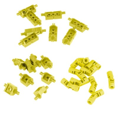 VEX IQ Universal Joint Pack (Yellow)
