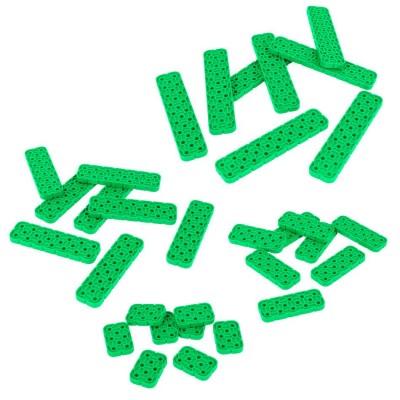 VEX IQ 2x Beam Odd Length Pack (Green)