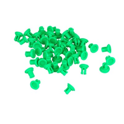 VEX IQ Thin Sheet Attachment Pin (50-pack) (Green)