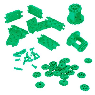 VEX IQ Differential & Bevel Gear Pack (Green)