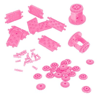VEX IQ Differential & Bevel Gear Pack (Pink)
