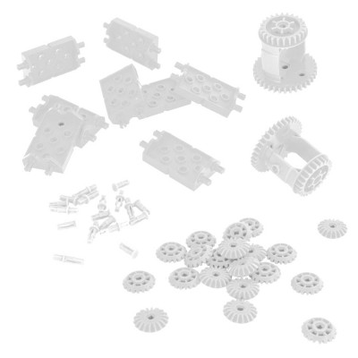 VEX IQ Differential & Bevel Gear Pack (White)