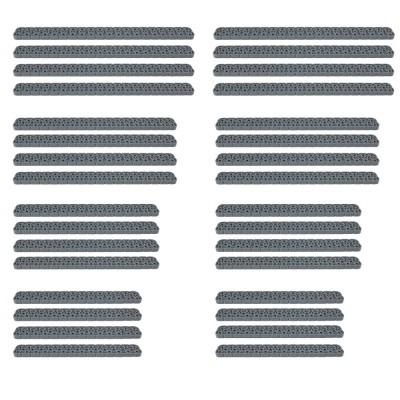 VEX IQ 2x Beam Long Pack (Gray)
