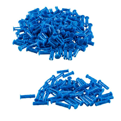VEX IQ Capped Connector Pin Pack  (Blue)