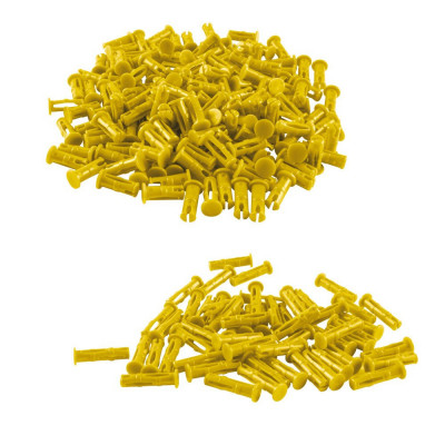 VEX IQ Capped Connector Pin Pack (Yellow)