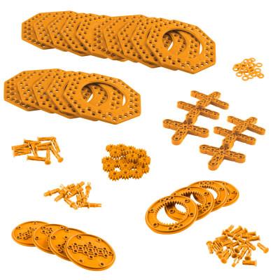VEX IQ Planetary Gear & XL Turntable Pack (Orange)