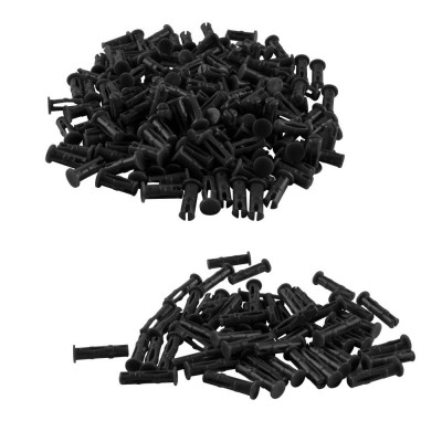 VEX IQ Capped Connector Pin Pack (Black)