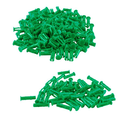 VEX IQ Capped Connector Pin Pack (Green)