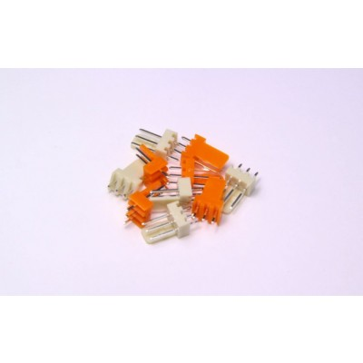 Tinkerkit Male 3pin Connectors (pack of 10)