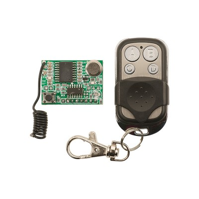 Parallax Key Fob Remote