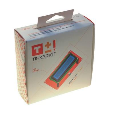 TinkerKit Text LCD - 16x02
