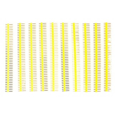 Yellow Pin Headers