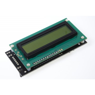 PICAXE Serial LCD Module