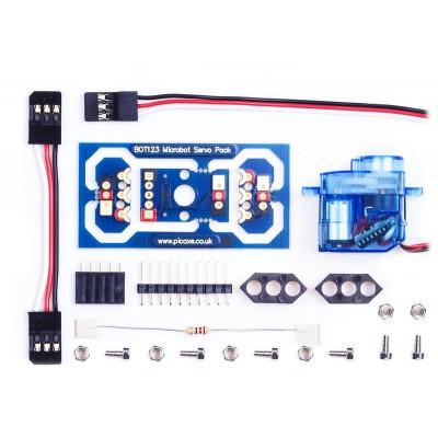 PICAXE-20X2 Microbot Servo Upgrade Pack