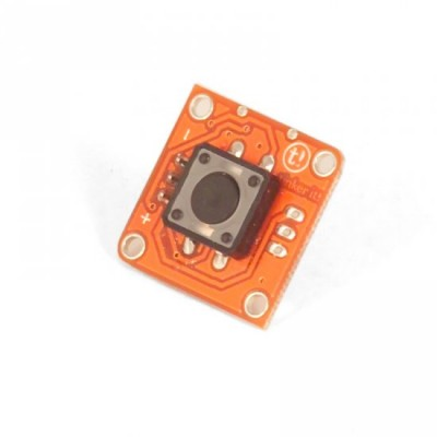TinkerKit PushButton Module
