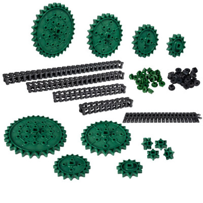 VEX High Strength Sprocket & Chain Kit