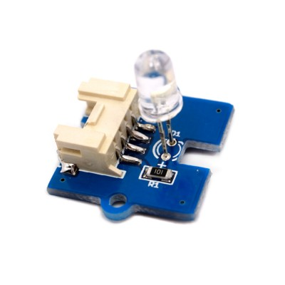 Grove - Multi Color Flash LED (5mm)