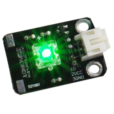 Digital piranha LED light module - Green
