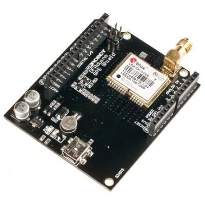 DFRduino GPS Shield  For Arduino (ublox LEA-5H)