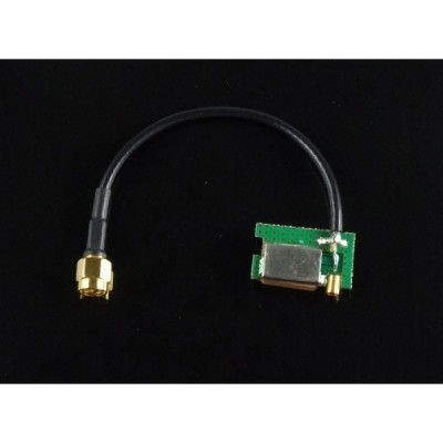 Built-in GPS Antenna (with amplifing function)
