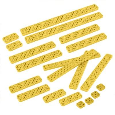 VEX IQ 2x Beam Foundation Add-On Pack (Yellow)