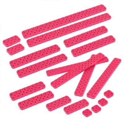 VEX IQ 2x Beam Foundation Add-On Pack (Red)