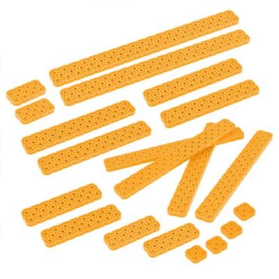 VEX IQ 2x Beam Foundation Add-On Pack (Orange)