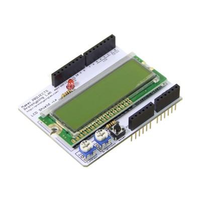 LCD Shield Kit - Black on Green