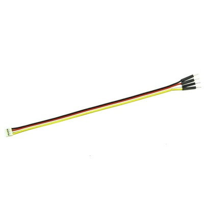 Grove - 4 pin Male Jumper to Grove 4 pin Conversion Cable (5 Pack)