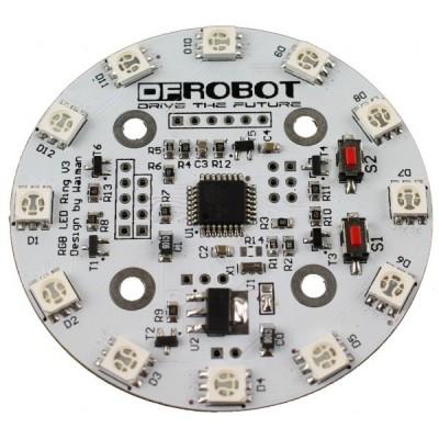 Rainbow LED Ring V3 (Arduino Compatible)