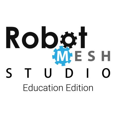Robot Mesh Studio Education (School Site, Perpetual License)