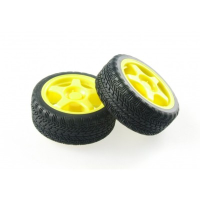 Rubber Wheel for A4WD and A2WD