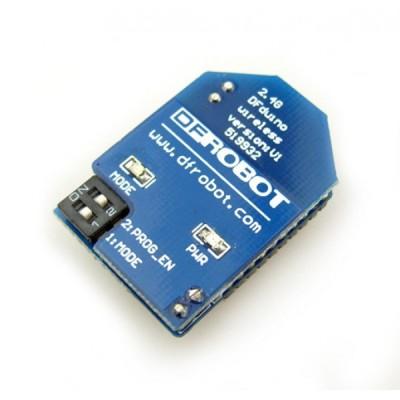 Wireless Programming Module For Arduino